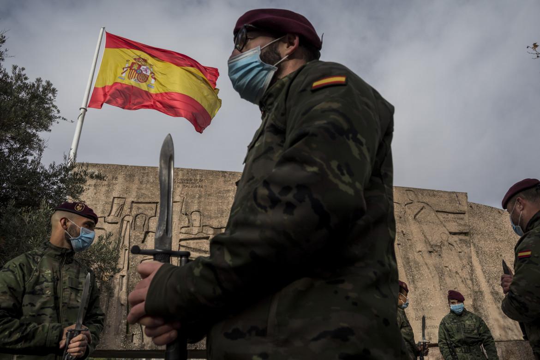 Un soldato spagnolo