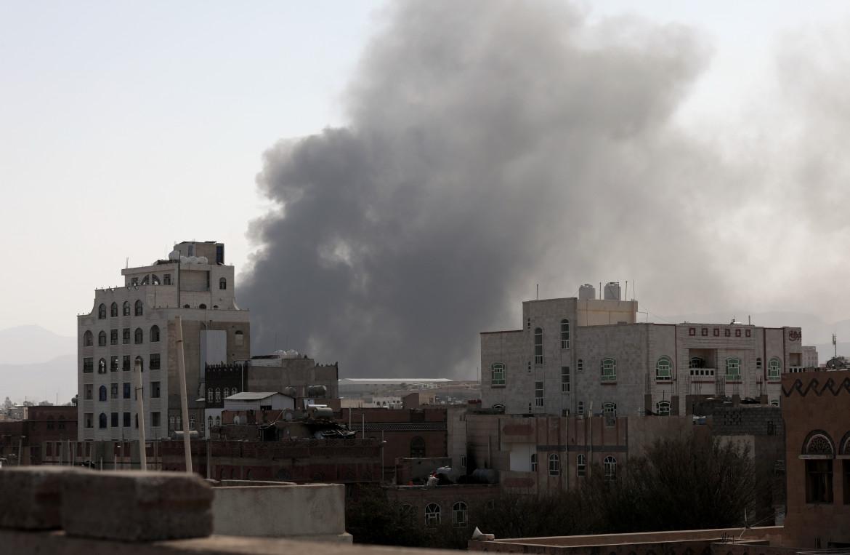 Raid aerei sauditi in Yemen