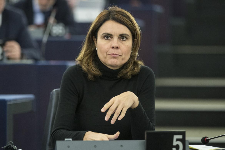 La segretaria regionale dem Simona Bonafè