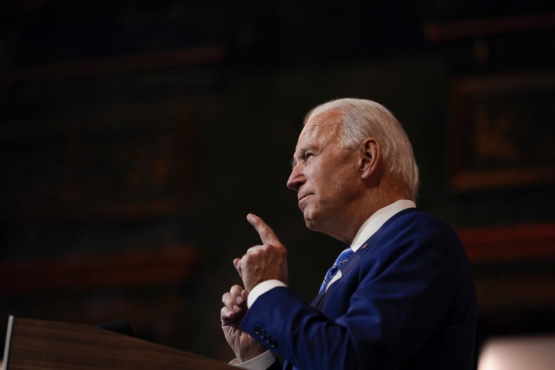 Il presidente Usa Joe Biden