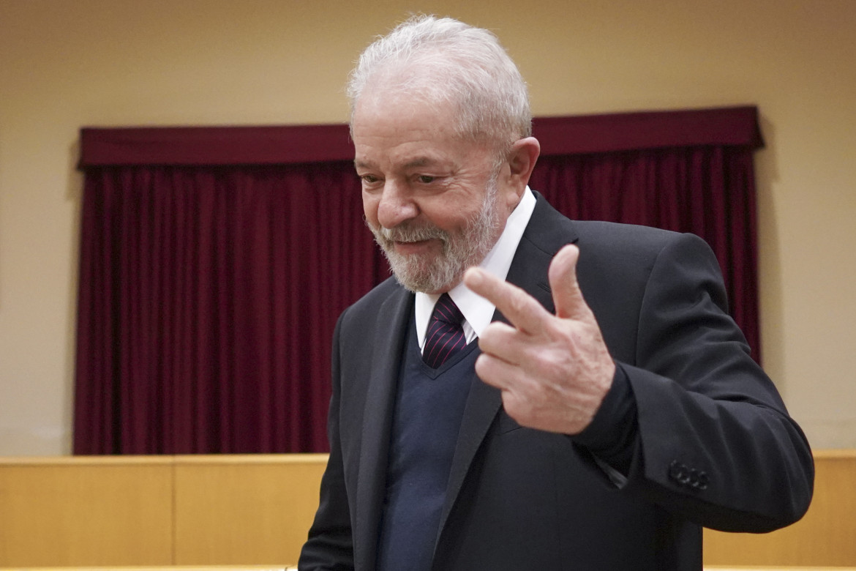 Luiz Inàcio da Silva, detto Lula