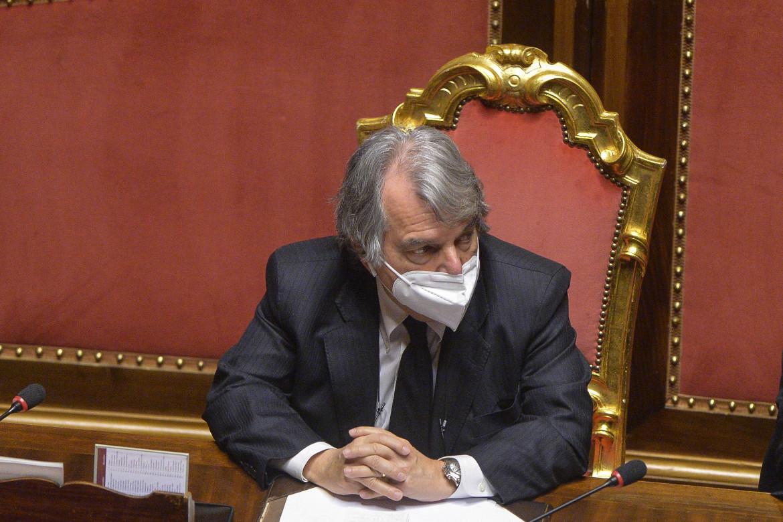 Il ministro della Pubblica amministrazione Brunetta