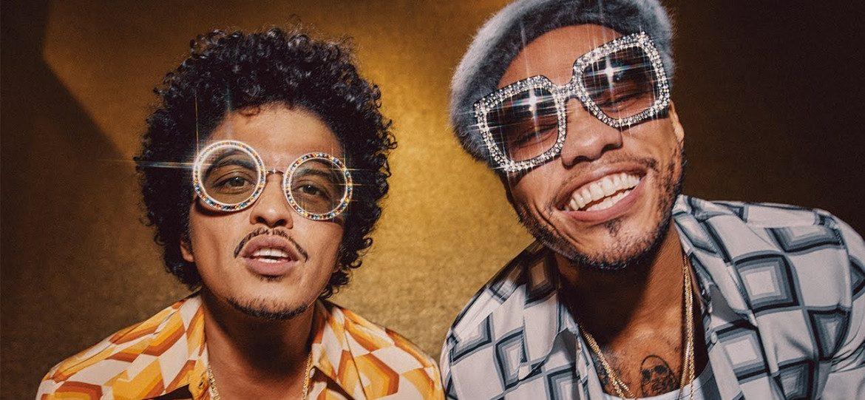 Silk Sonic alias Bruno Mars e Anderson.Paak