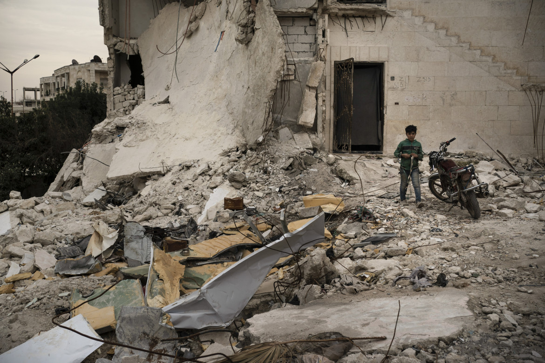 Dieci anni di guerra civile in Siria