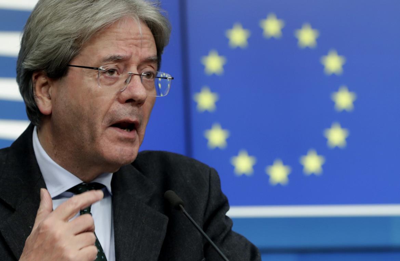 Paolo Gentiloni alla conferenza dell'European Fiscal Board