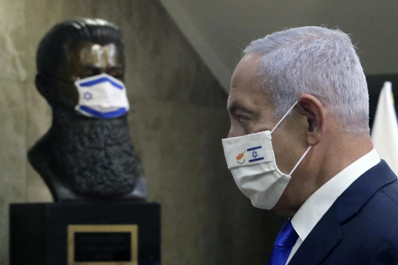 Il primo ministro israeliano Benyamin Netanyahu