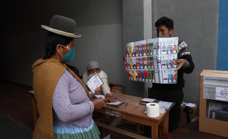 Il voto boliviano