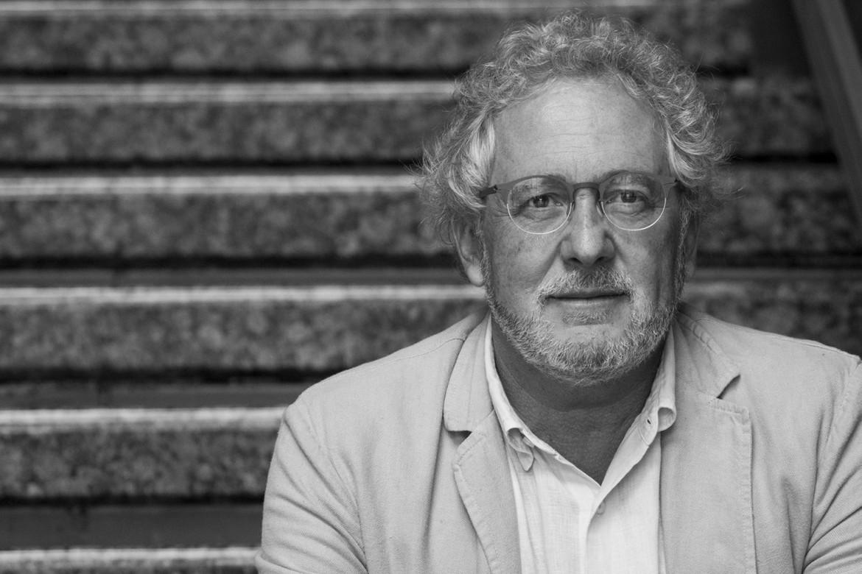 Lo scrittore colombiano Héctor Abad Faciolince