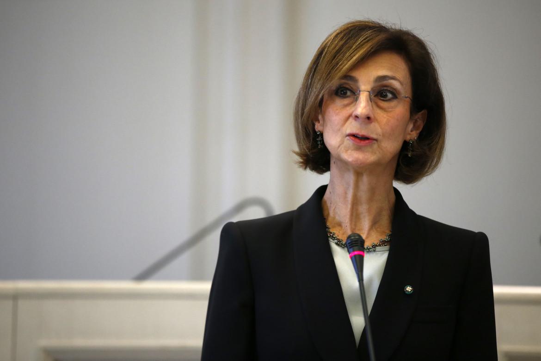 La nuova ministra della giustizia Marta Cartabia