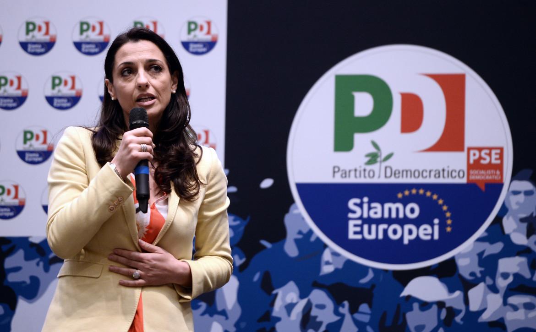Irene Tinagli, europarlamentare e ora vicesegretaria vicaria del Pd