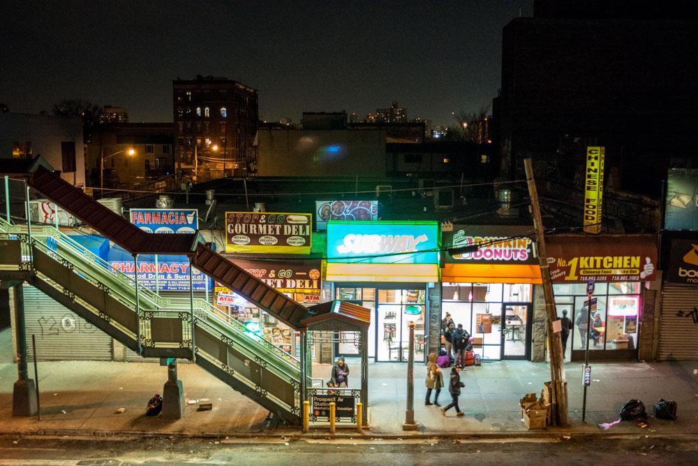 Camilo José Vergara, «Prospect Avenue, Bronx», 2015