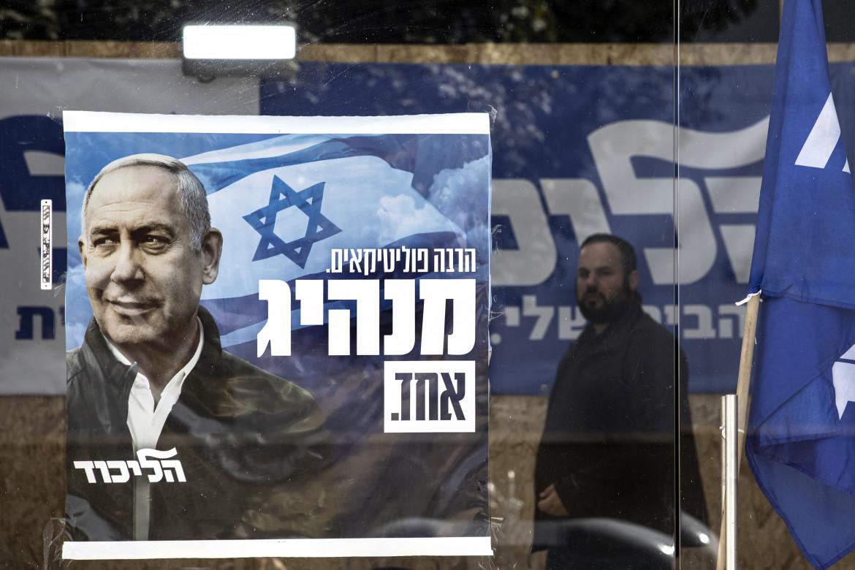 La campagna elettorale di Netanyahu