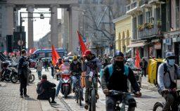 Accordo con Just Eat i riders sono lavoratori dipendenti con i diritti