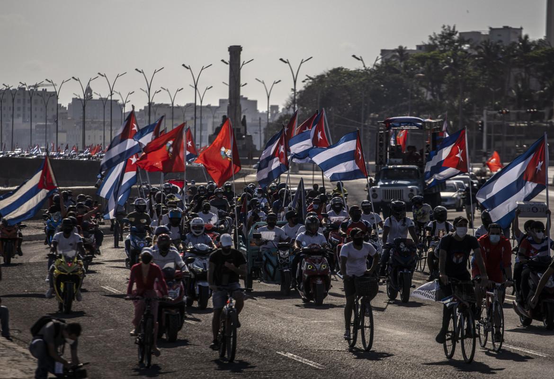 Domenica a L'Avana la protesta su ruote contro l'embargo Usa