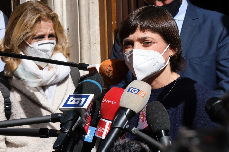 Debora Serracchiani, favorita nel voto di oggi per la capogruppo Pd alla Camera