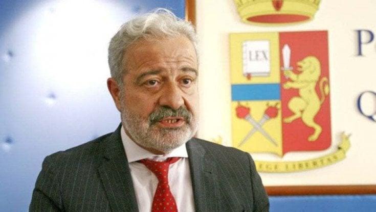 Guido Longo, commissario alla Sanità in Calabria