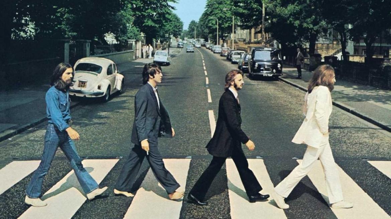 La copertina di «Abbey Road»