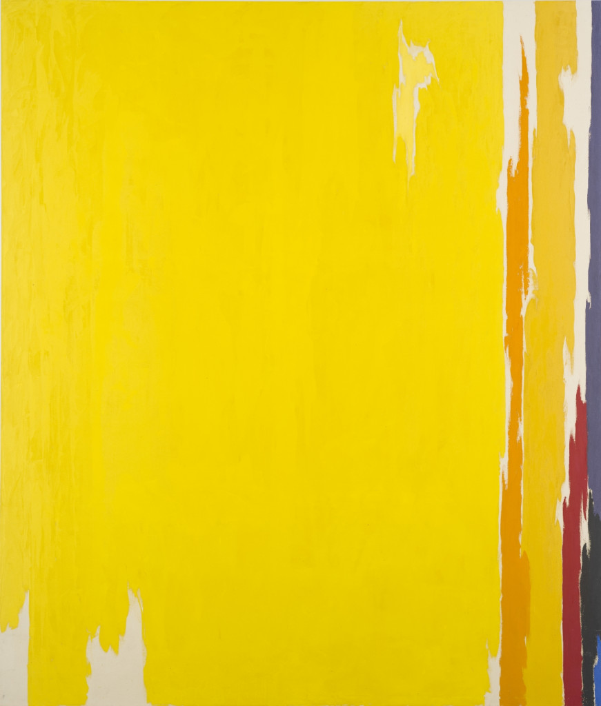 Clyfford Still, PH-374, 1951, Denver, Colorado, Clyfford Still Museum