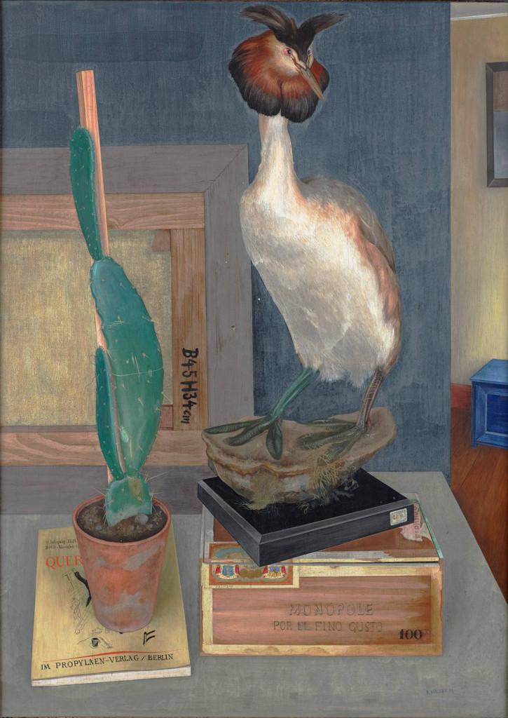 Rudolf Wacker, «Natura morta», 1928