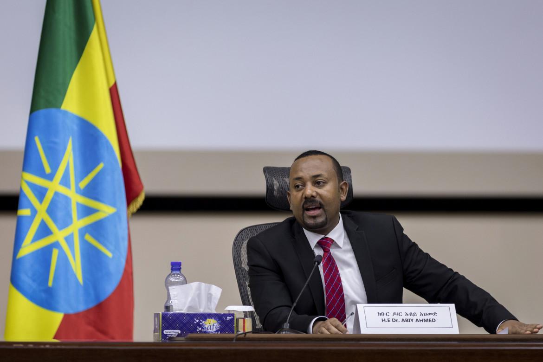 Il primo ministro etiope Abiy Ahmed