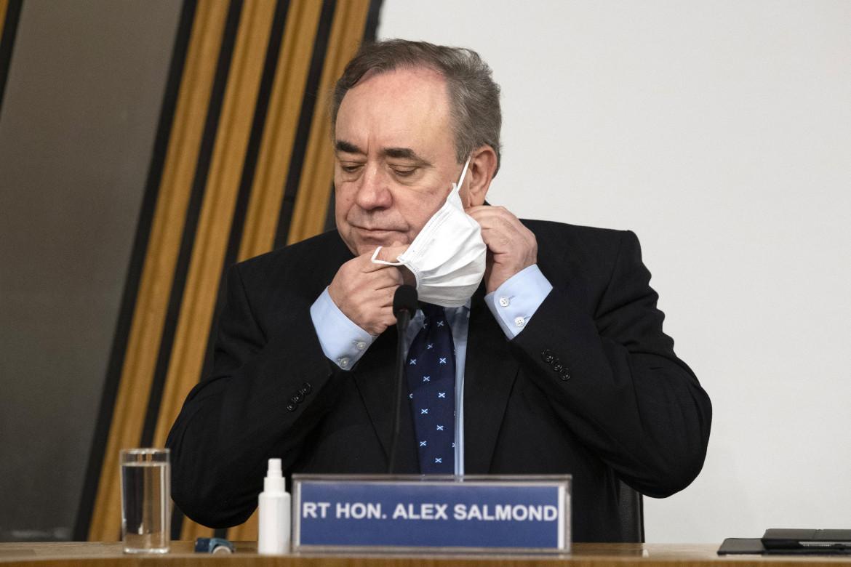 Alex Salmond, ex primo ministro scozzese