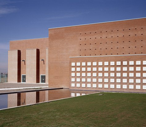 Dettaglio di architettura di Antonio Monestiroli