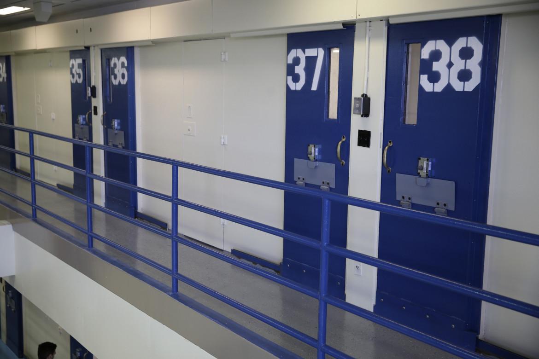 Il complesso carcerario di Rikers Island a New York
