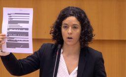 Manon Aubry La Commissione si piegata alle aziende farmaceutiche
