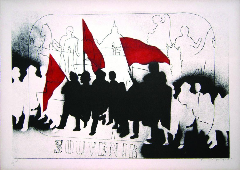 «Souvenir», 1968