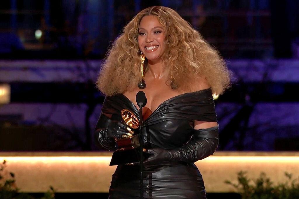 Beyoncé premiata ai Grammy con 28 statuette