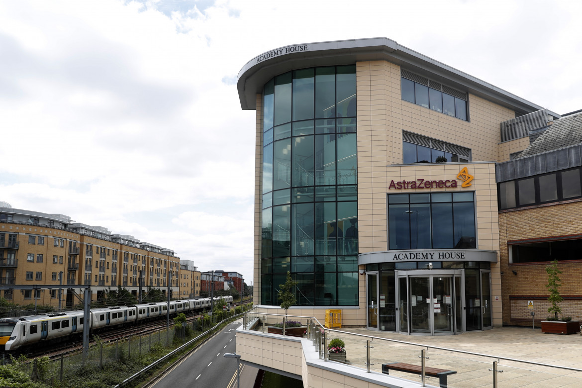 La sede AstraZeneca Cambridge