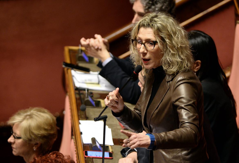 Anna Rossomando, vicepresidente del Senato (Pd)