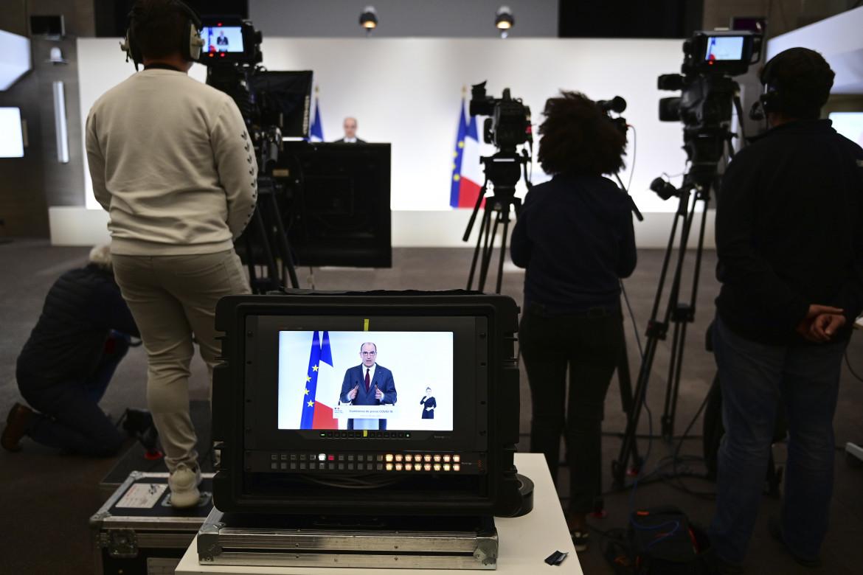 Il primo ministro Jean Castex annuncia le nuove misure