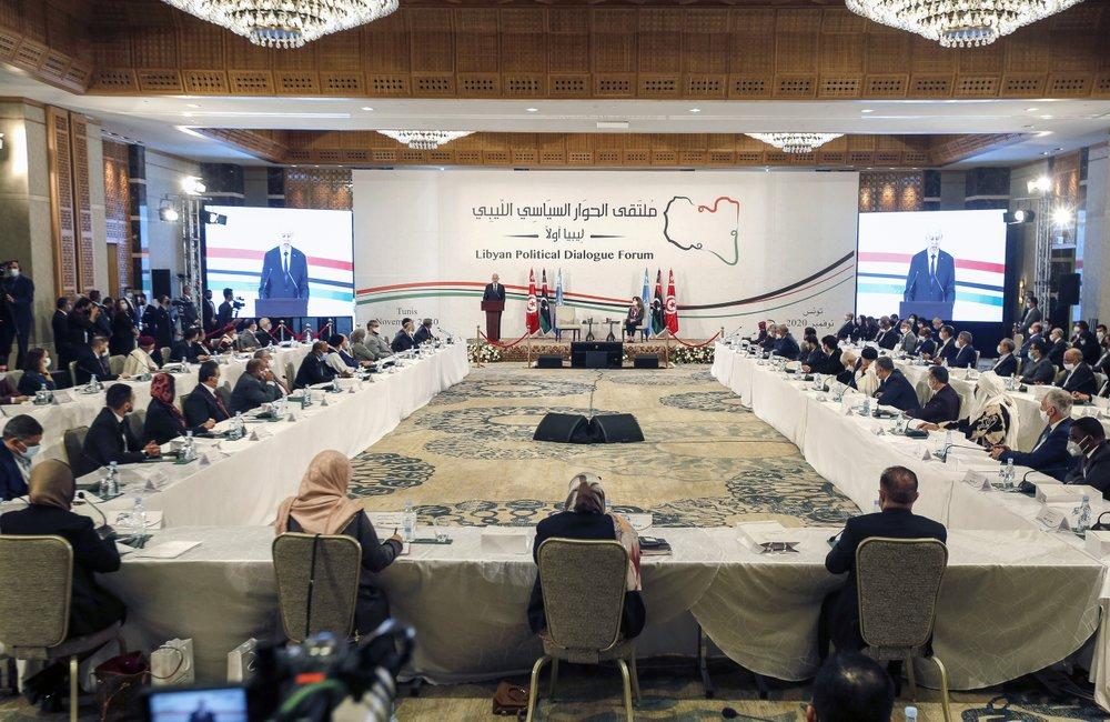Il Forum del dialogo libico a Tunisi