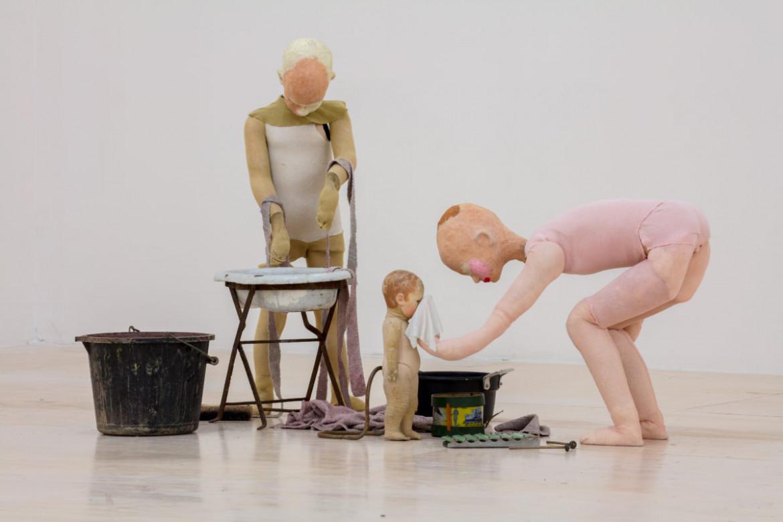Cathy Wilkes, «Senza titolo», 2012 (esposto alla Biennale di Venezia, 2019)