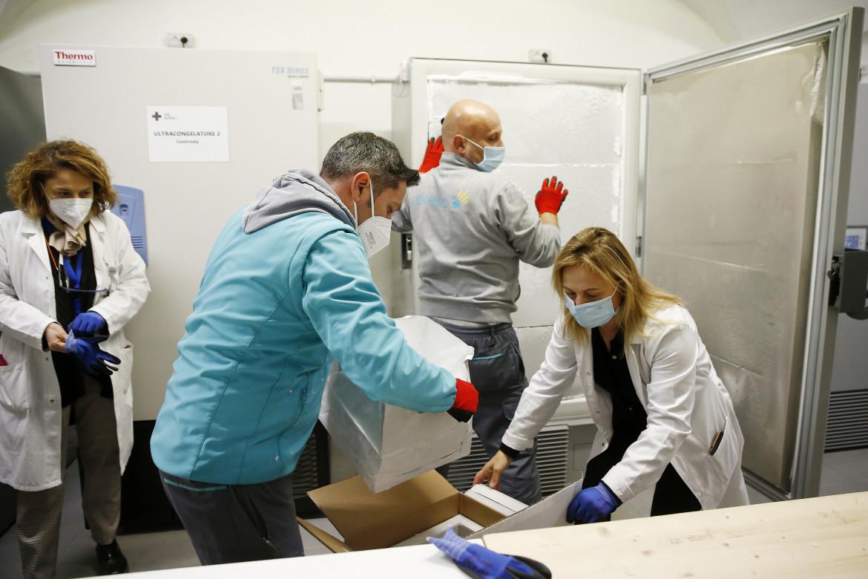 Asl Roma1, arrivo dei vaccini