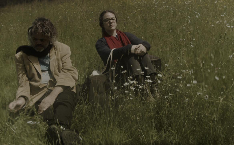 Alessandro Carlini e Catarina Wallenstein in «La veduta luminosa»