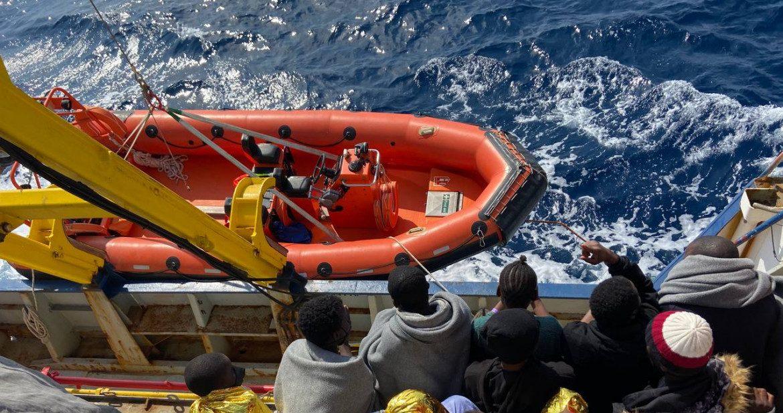 A bordo della Sea-Watch 3