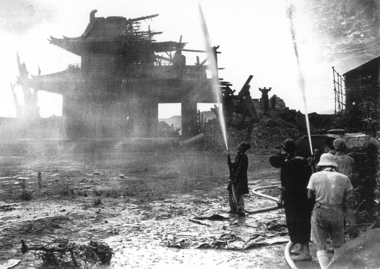 Da «Rashomon» di Akira Kurosawa, 1950
