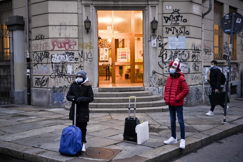 Una scuola di Torino