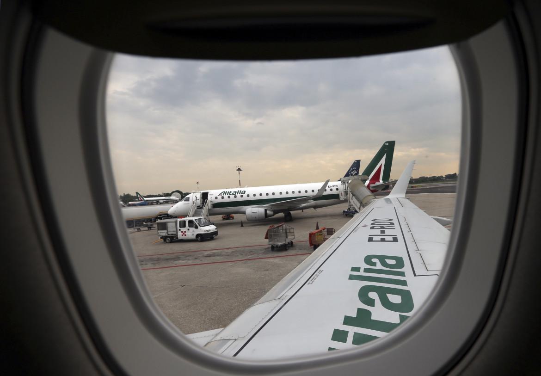 Veivoli Alitalia