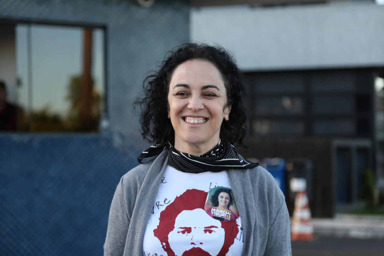 La scrittrice e filosofa brasiliana Marcia Tiburi
