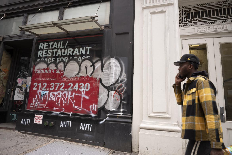 La crisi a New York