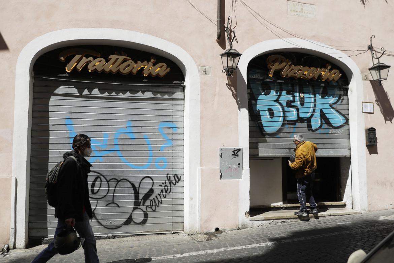 Ristorante al centro di Roma