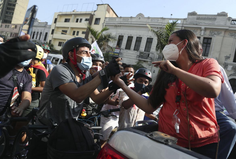Verónika Mendoza, psicologa e antropologa, arrivata terza nel 2016, è la candidata di Juntos por Perú