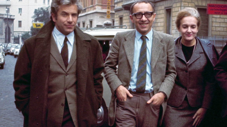 Lucio Magri, Luigi Pintor, Rossana Rossanda negli anni '70