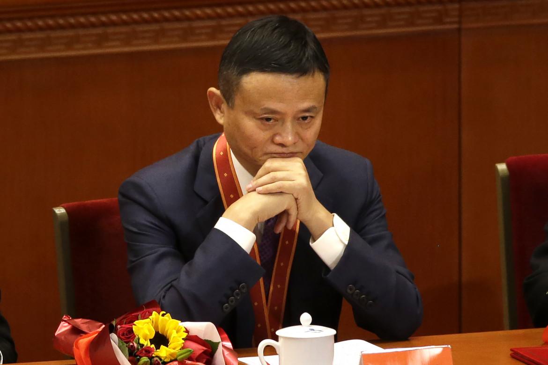 Il fondatore di Alibaba, Jack Ma