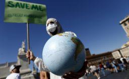 Un altro Recovery possibile ripartiamo dalla cura del pianeta