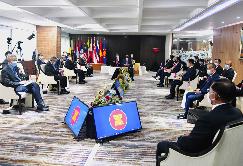 Il summit Asean a Giacarta
