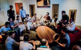 L8217arte dei poeti cantori Amazigh